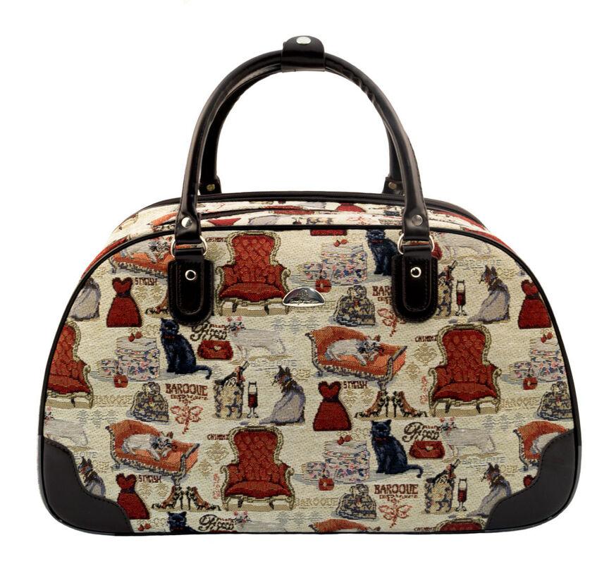 Магазин сумок Borgo Antico Женская дорожная сумка 301-1 - фото 1