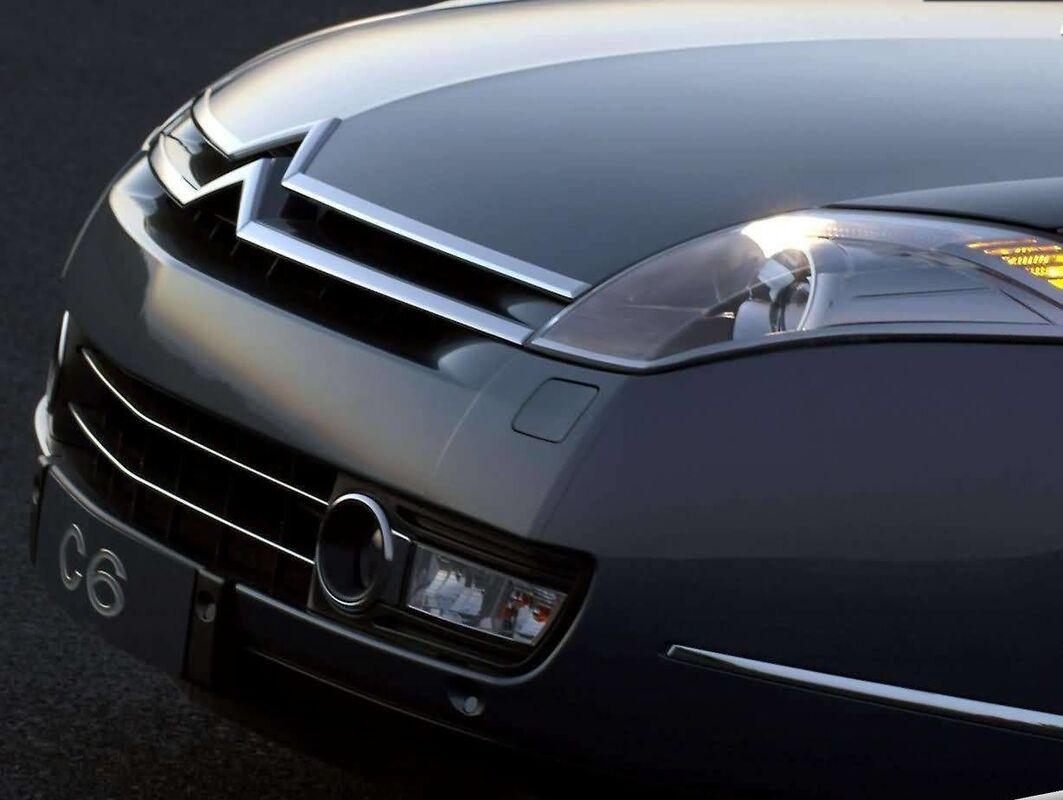Прокат авто Citroën C6 - фото 6