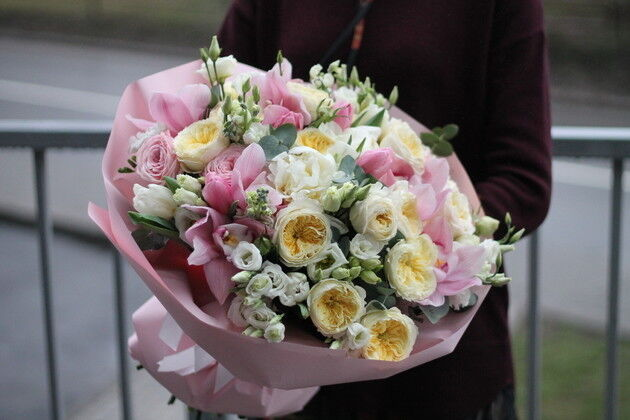 Магазин цветов Cvetok.by Букет «Летний день» - фото 1