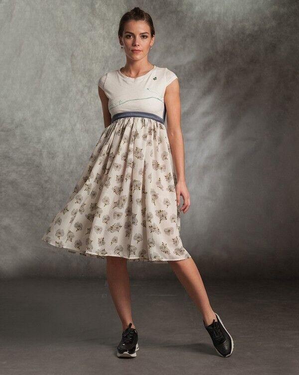 Платье женское MISUTERI Платье Makvin White SS0154 - фото 1
