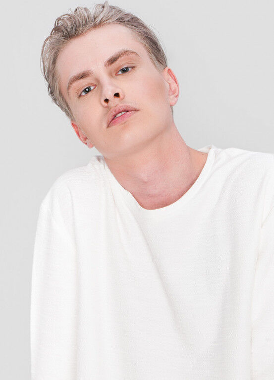 Кофта, рубашка, футболка мужская O'STIN Джемпер из текстурированного полотна MT5X36-01 - фото 4