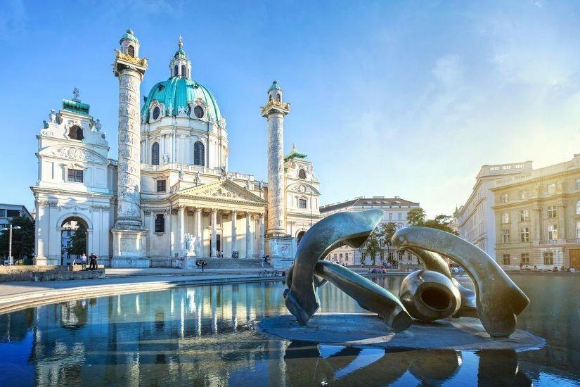Туристическое агентство АлВитаТрэвел Автобусный экскурсионный тур «Вена – Венеция – Падуя – Верона* – Зальцбург – Зальцкаммергут» - фото 1