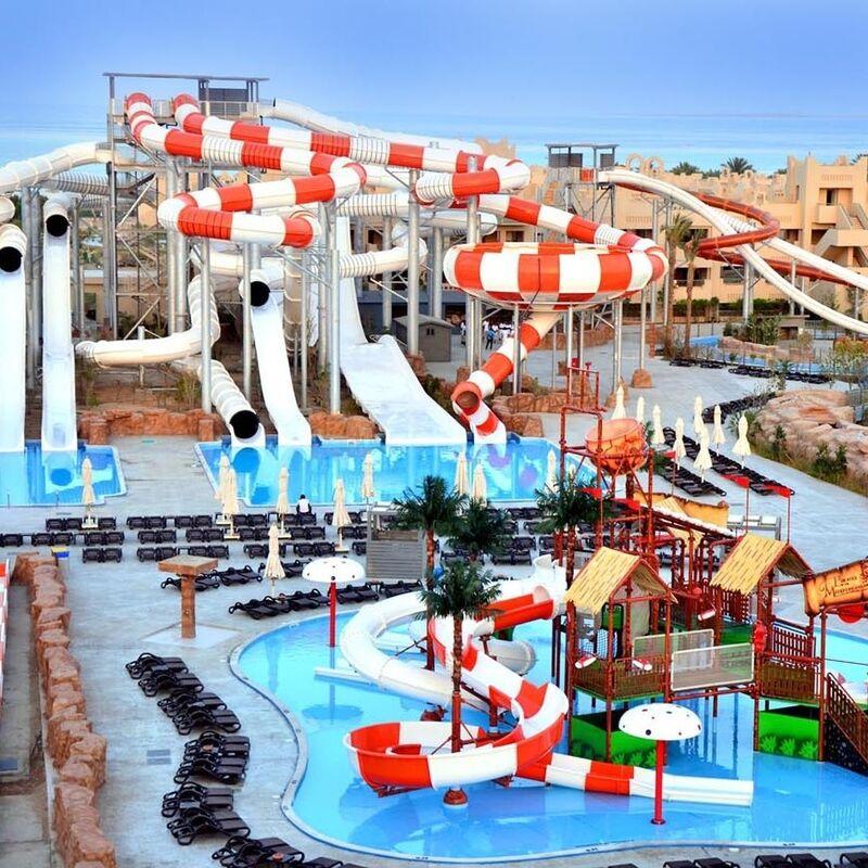 Туристическое агентство Трэвел Сок Пляжный авиатур в Египет, Шарм-эль-Шейх, Coral Sea Waterworld 5* - фото 1