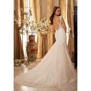 Свадебное платье напрокат Mori Lee Платье свадебное 5472 - фото 2