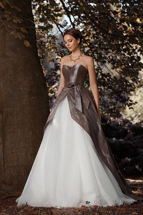Свадебное платье напрокат Edelweis Платье свадебное «Flandre» - фото 1