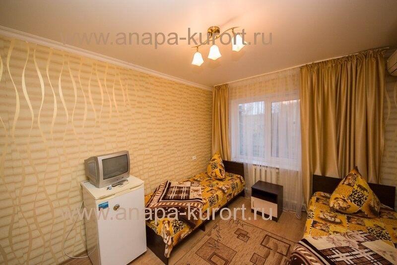 Туристическое агентство Никатур Отдых в Анапе, гостевой дом «Нодари» - фото 10