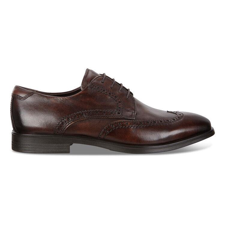 Обувь мужская ECCO Броги MELBOURNE 621664/01482 - фото 3