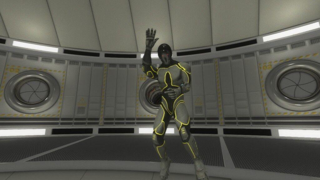 Квест GameRoom Виртуальный квест «Cosmos» - фото 3