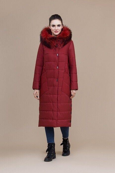 Верхняя одежда женская Elema Пальто женское утепленное плащевое  5-8083-1 - фото 1