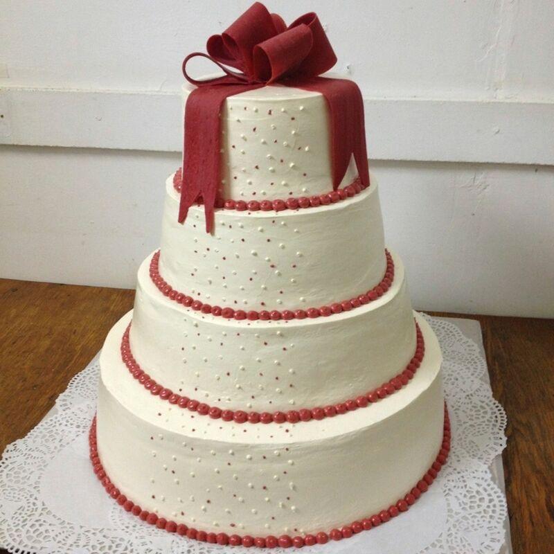 Торт МЕГАТОРТ Торт свадебный №10 - фото 1