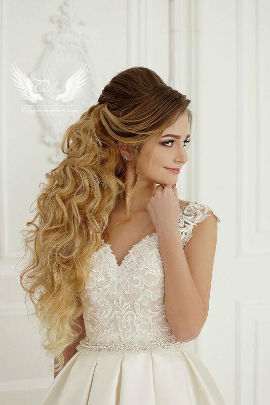 Свадебное платье напрокат ALIZA Свадебное платье «Verona» - фото 4