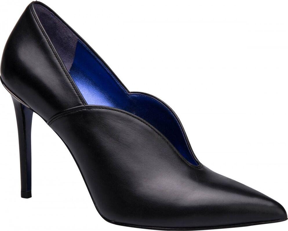 Обувь женская Alla Pugachova Туфли женские 1303-19 black - фото 1