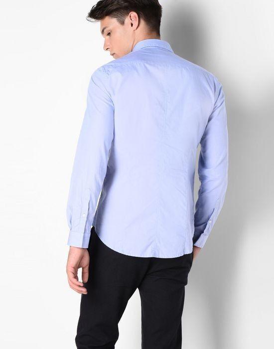 Кофта, рубашка, футболка мужская Trussardi Рубашка мужская 52C37 _510069 - фото 3
