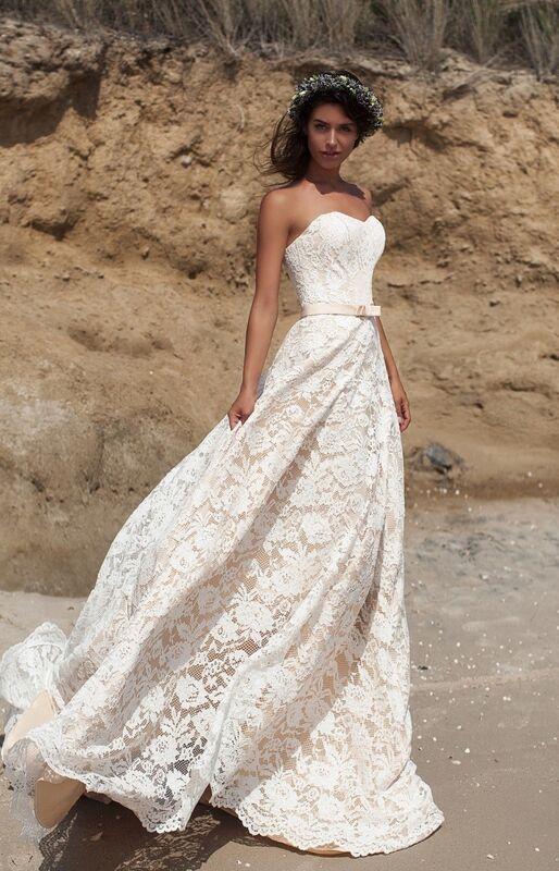 Свадебное платье напрокат Ariamo Bridal Платье свадебное Bolonia - фото 1