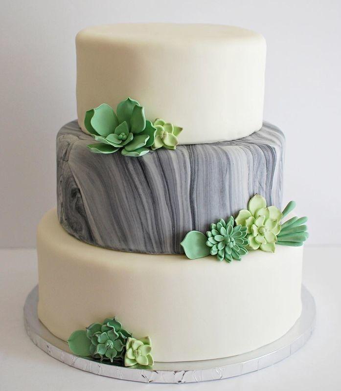 Торт Заказторта.бай Свадебный торт №9 - фото 1