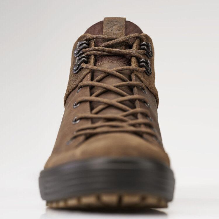 ... Обувь мужская ECCO Кеды высокие SOFT 7 TRED 450114 55778 - фото 3 ... f5d52c708ac61