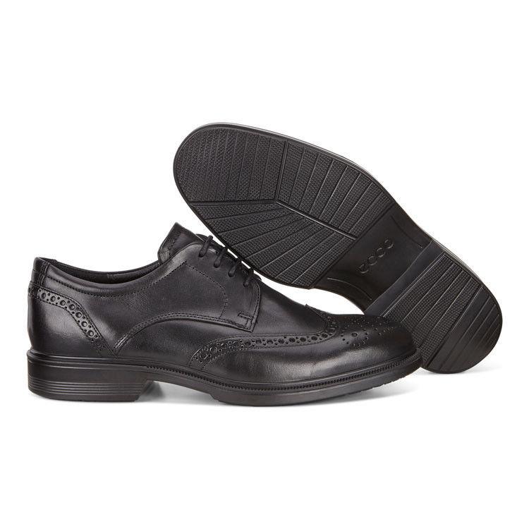 Обувь мужская ECCO Броги LISBON 622164/01001 - фото 8