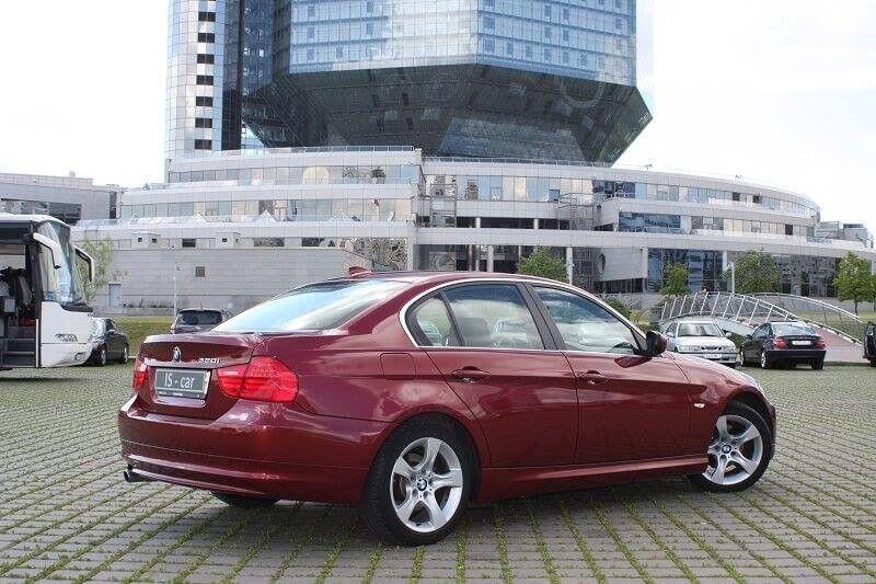 Аренда авто BMW 320 2012 г.в. - фото 2