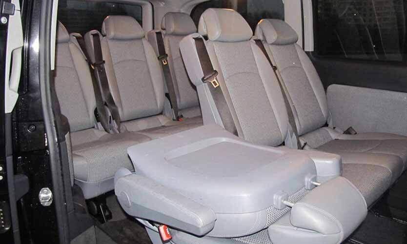 Прокат авто Mercedes-Benz Viano 2011 - фото 6