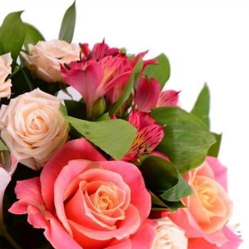 Магазин цветов Букетная Букет «Самой красивой» - фото 3