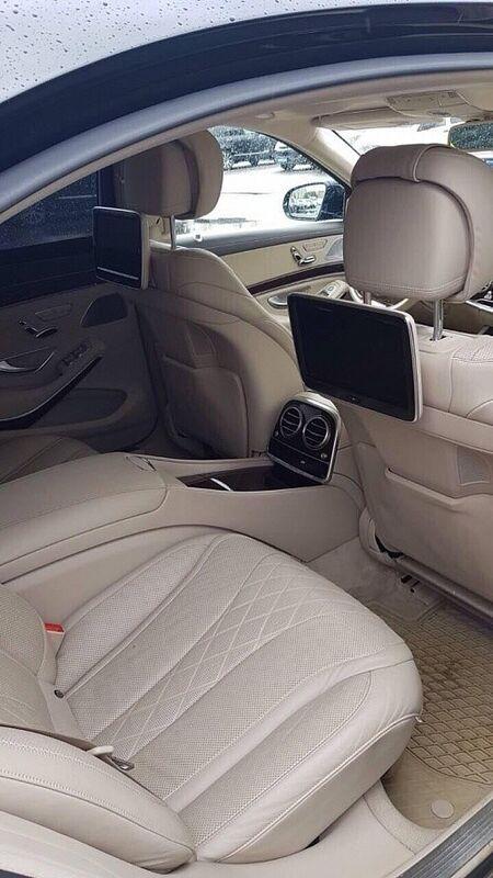 Прокат авто Mercedes-Benz W222 S-Class AMG - фото 8
