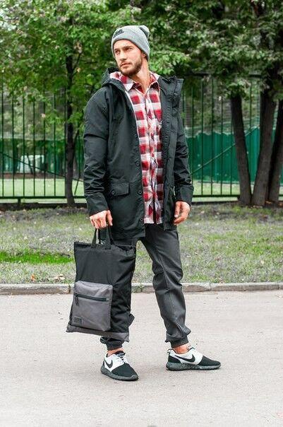 Верхняя одежда мужская SKILLS Парка Fusion - фото 4