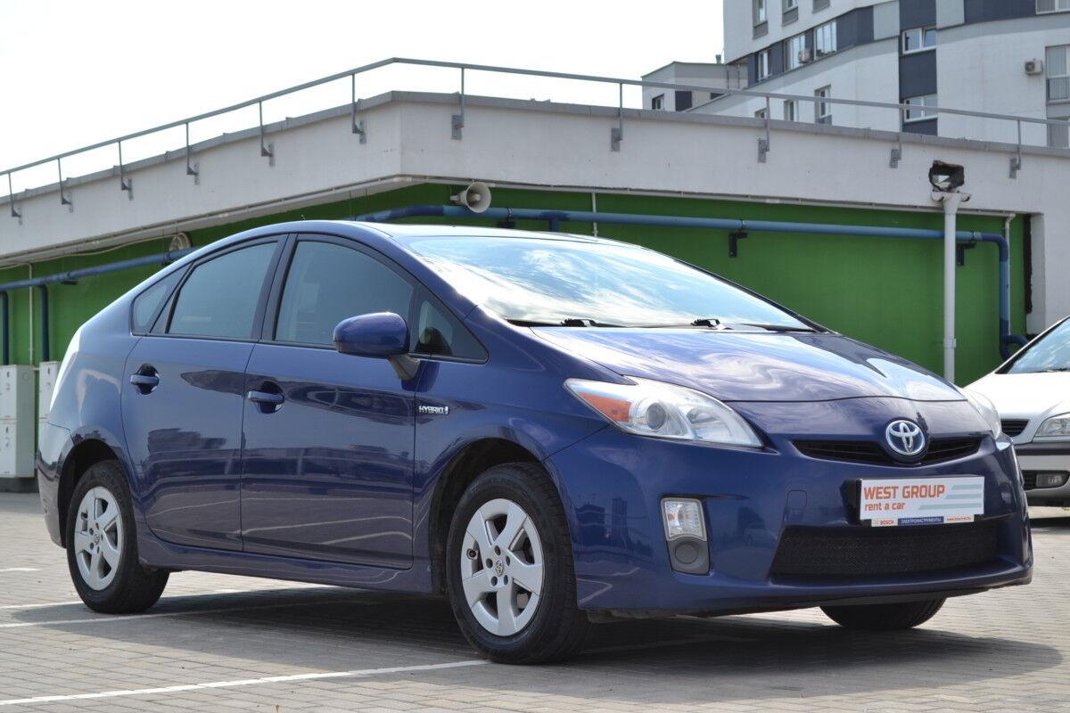 Прокат авто Toyota Prius 2010 - фото 3