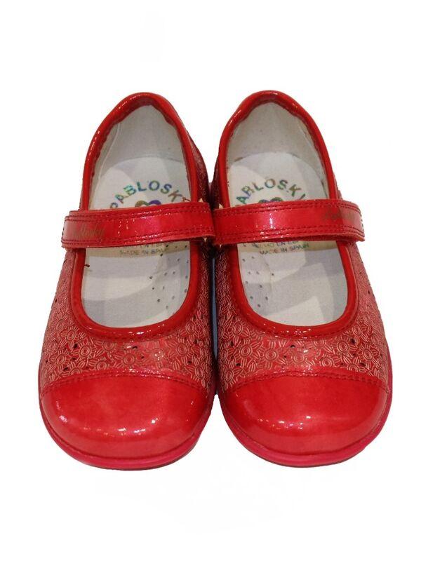 Обувь детская Pablosky Туфли для девочки 084969 - фото 1