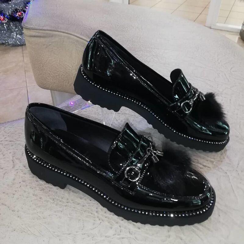 Обувь женская Luca Grossi Туфли женские 5009 - фото 2