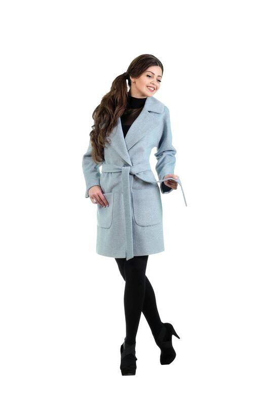 Верхняя одежда женская Вяснянка Пальто женское 07368-1 - фото 1