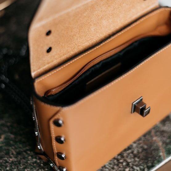Магазин сумок Vezze Кожаная женская сумка C00565 - фото 3