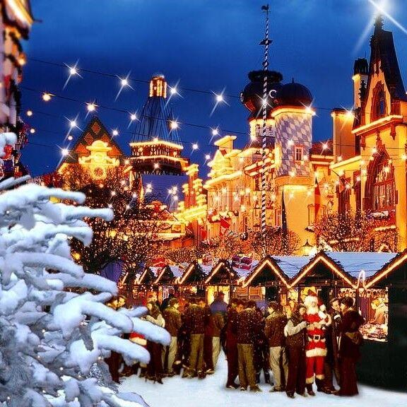 Туристическое агентство Череда Путешествий Автобусный экскурсионный тур «Новый год в королевском Кракове» - фото 1