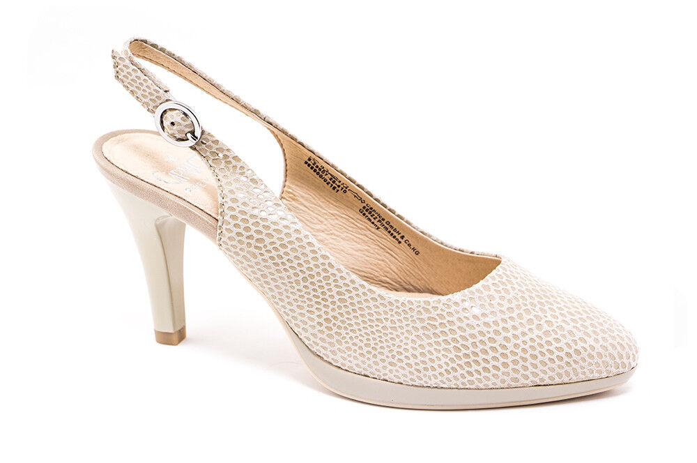 Обувь женская Caprice Босоножки женские 9-29607-28-410 - фото 1