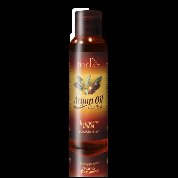 Уход за волосами tianDe Флюид для волос с аргановым маслом - фото 1