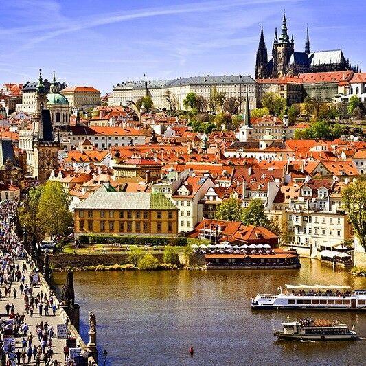 Туристическое агентство АдорияТурСервис Экскурсионный эконом-тур «В Прагу на выходные» - фото 1