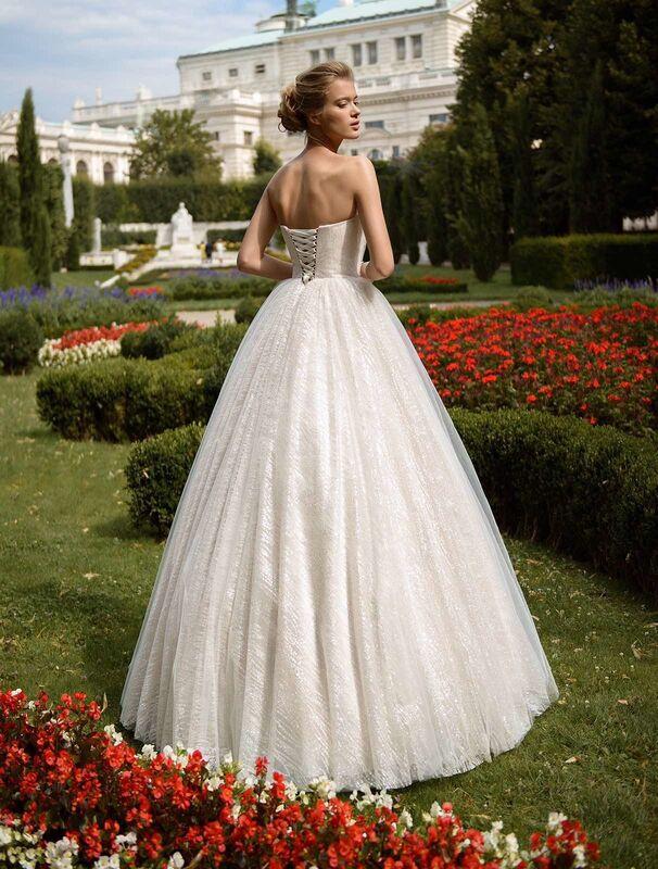 """Свадебный салон ALIZA свадебное платье """"Violy' - фото 3"""