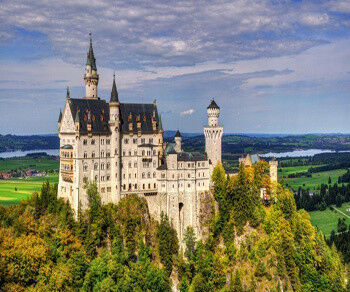 Туристическое агентство Голубой парус Автобусный тур «Вена – Мюнхен – Замки Баварии» - фото 1