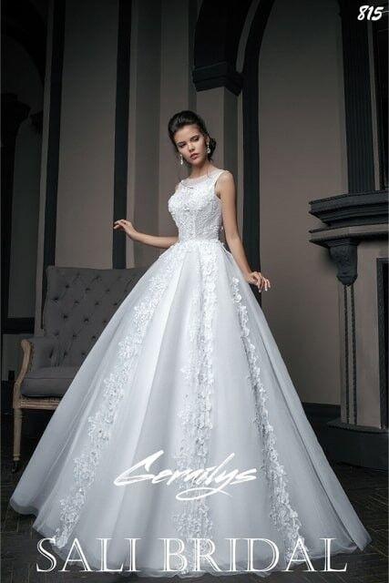 Свадебный салон Sali Bridal Свадебное платье 815 Sali Bridal - фото 1