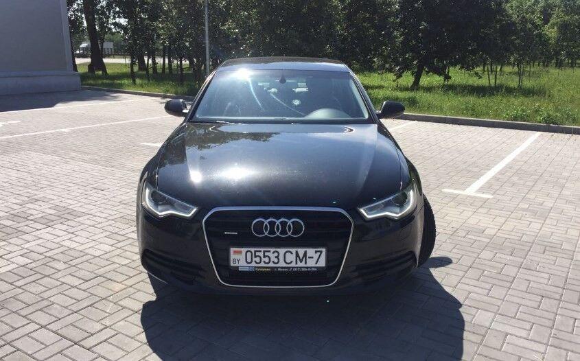 Прокат авто Audi A6  2011 г.в. - фото 6