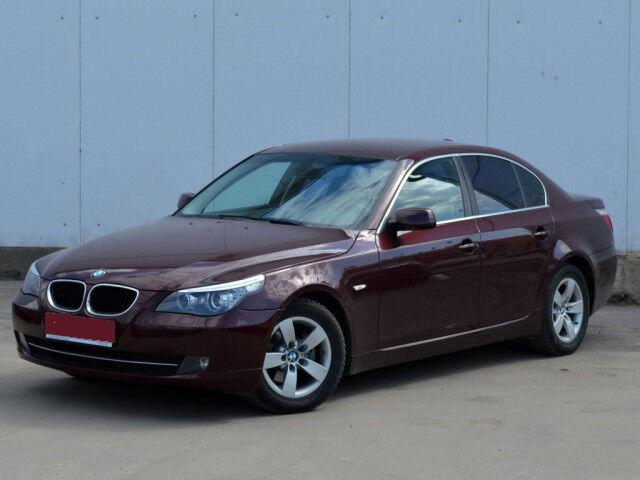 Аренда авто BMW 5 (E60) - фото 1