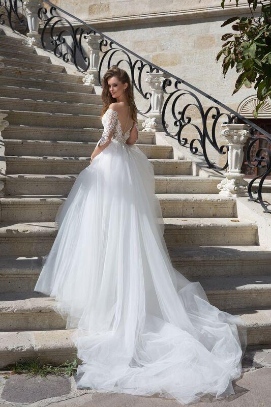 Свадебное платье напрокат Eva Lendel Jenna - фото 2