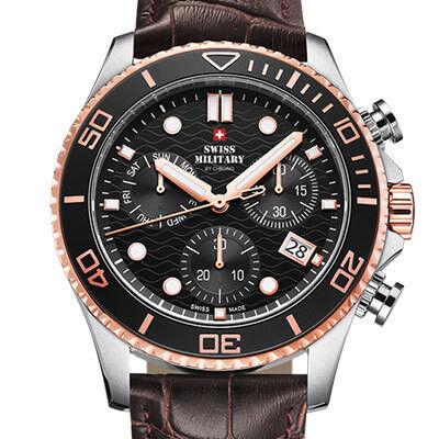 Часы Swiss Military by Chrono Наручные часы SM34051.05 - фото 1