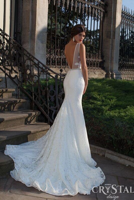 Свадебное платье напрокат Crystal Свадебное платье Vizantia - фото 2