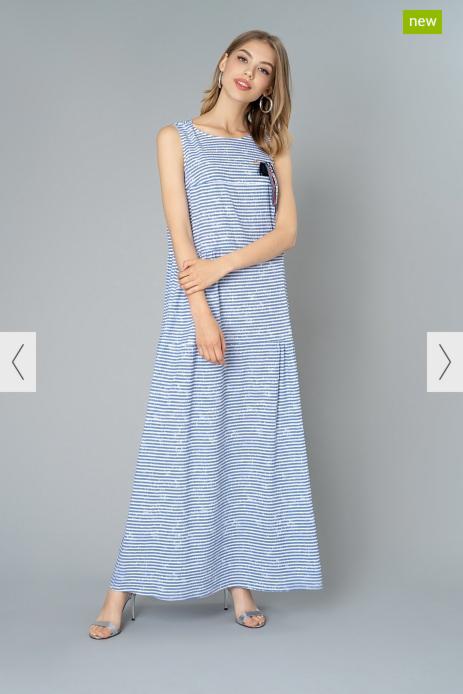 Платье женское Elema Платье женское 5К-76771-1 - фото 1