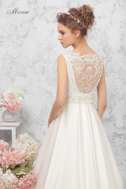 Свадебное платье напрокат Vintage Платье свадебное «Меган» - фото 2