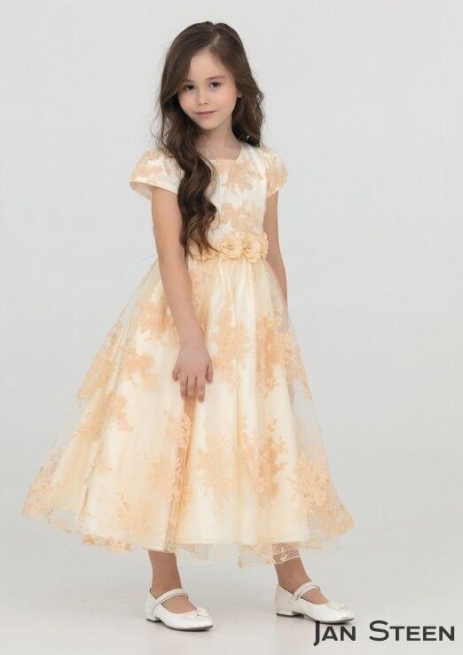Вечернее платье Jan Steen Детское нарядное платье dz172 - фото 1