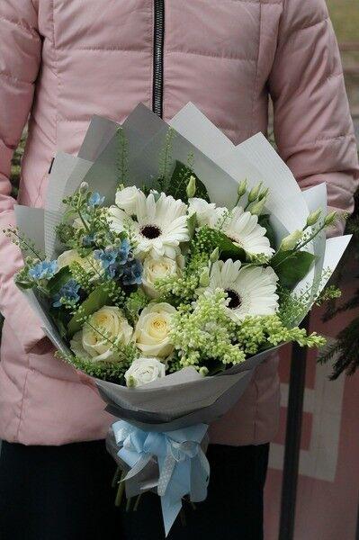 Магазин цветов Cvetok.by Букет «Нежность сирени» - фото 3