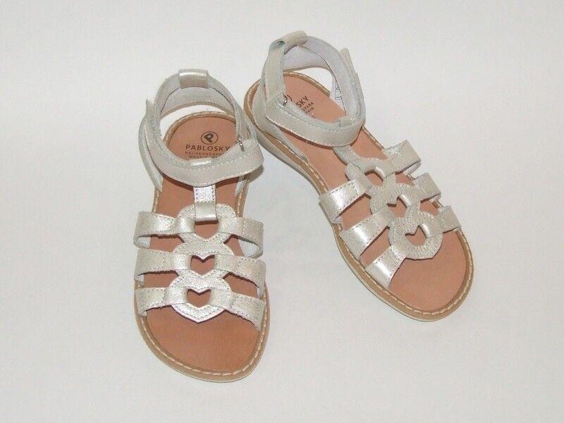 Обувь детская Pablosky Туфли летние для девочки 479835 - фото 3