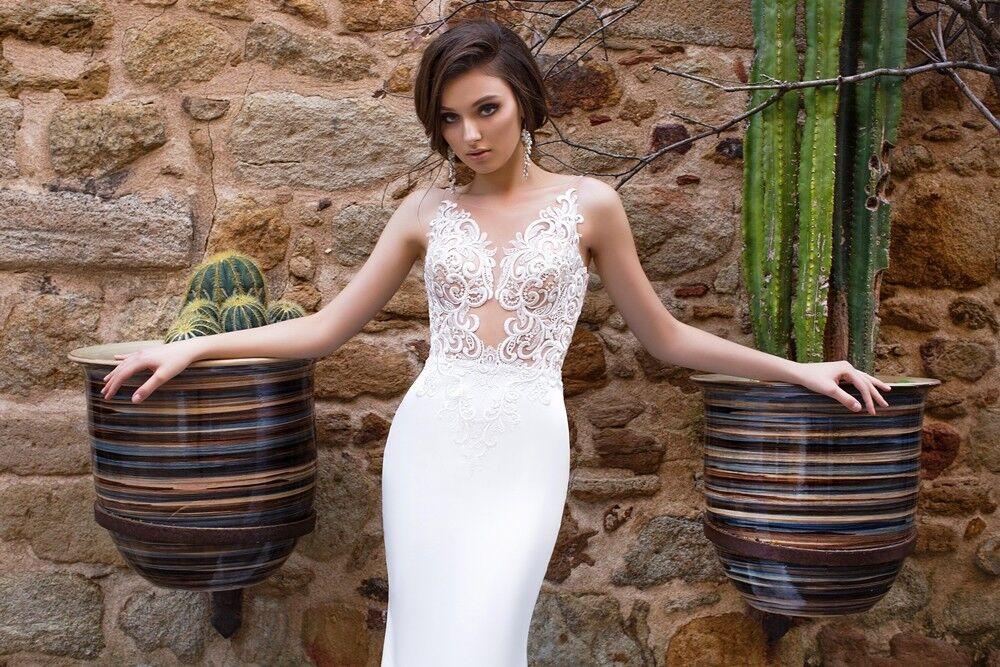 Свадебный салон Bonjour Galerie Свадебное платье «Adriana» из коллекции LA SENSUALITE - фото 2