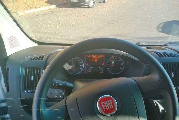 Прокат авто Fiat Ducato 2012 - фото 8